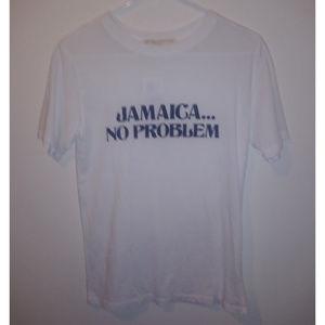UO Project Social Tee Women's White Jamaica Tee